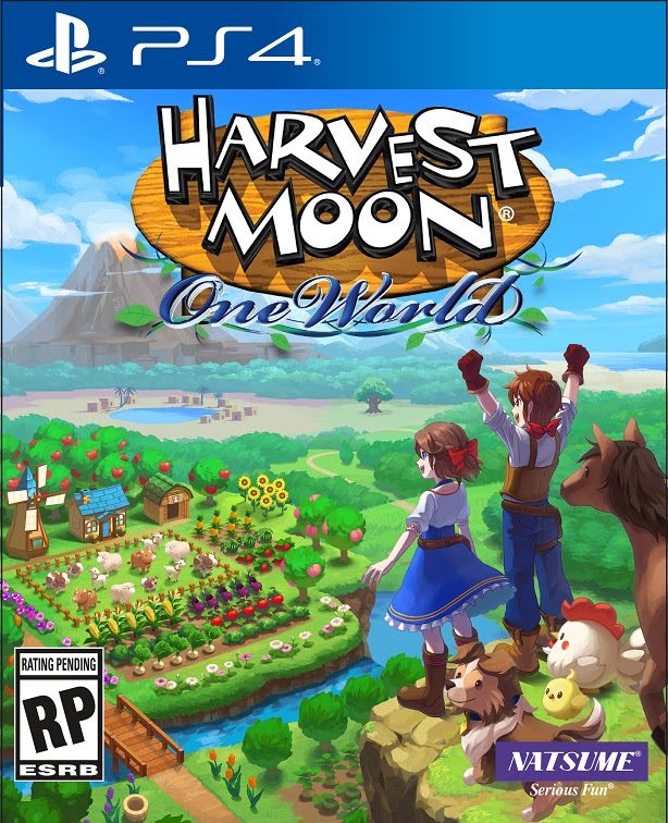 harvest moon one world playstation 4
