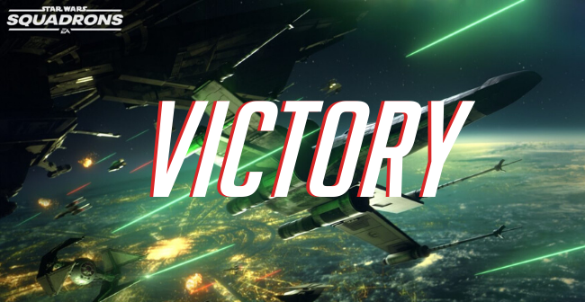 Here's the gameplay trailer for 'Star Wars: Squadrons'
