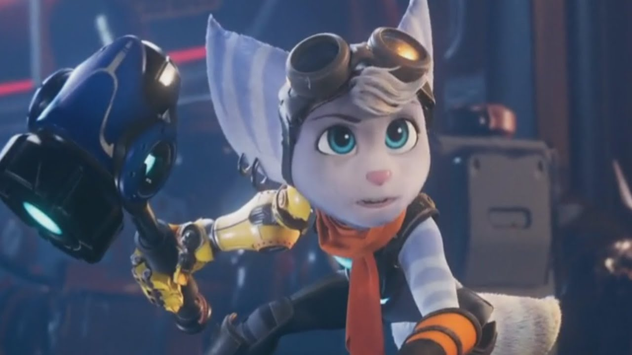 Ratchet and clank rift apart ps5 reveal