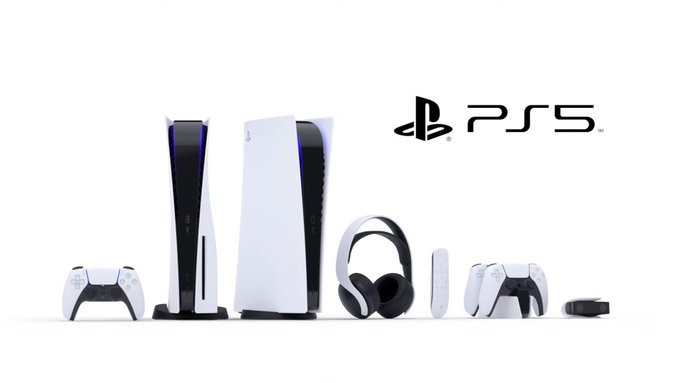 ps5 console design ps5 reveal