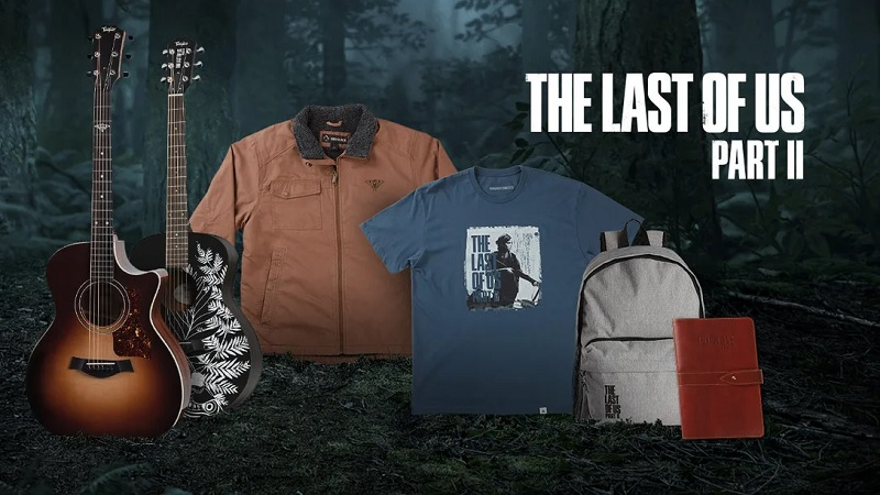 last of us 2 merchandise a