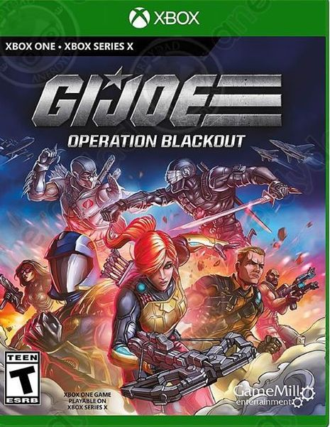 gi joe operation blackout game