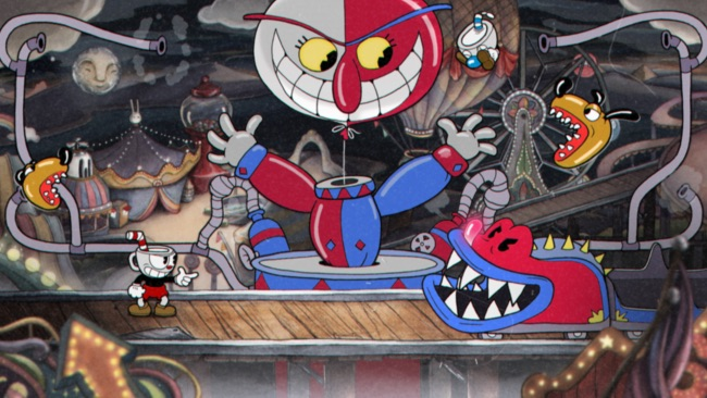 cuphead ps4 store