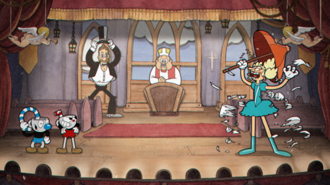 Cuphead PS4 review 3