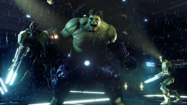 Marvel's Avengers Day One Update File Size And Details Confirmed