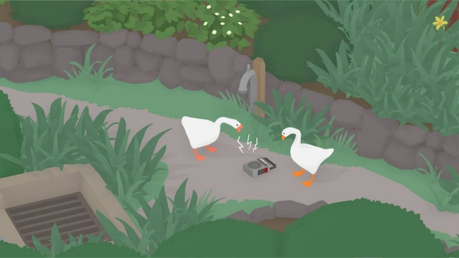 Untitled Goose Game is getting multiplayer for free next month