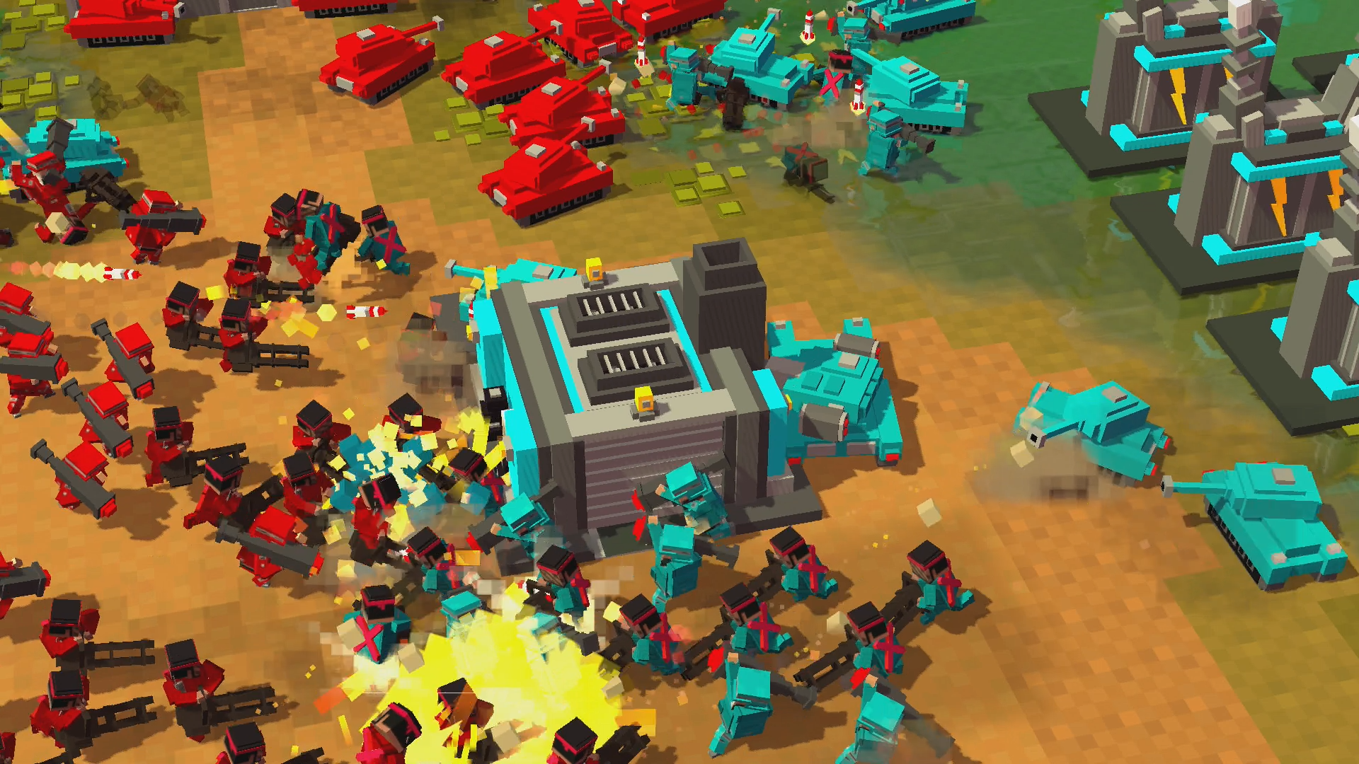 8-Bit Armies Screenshot 1