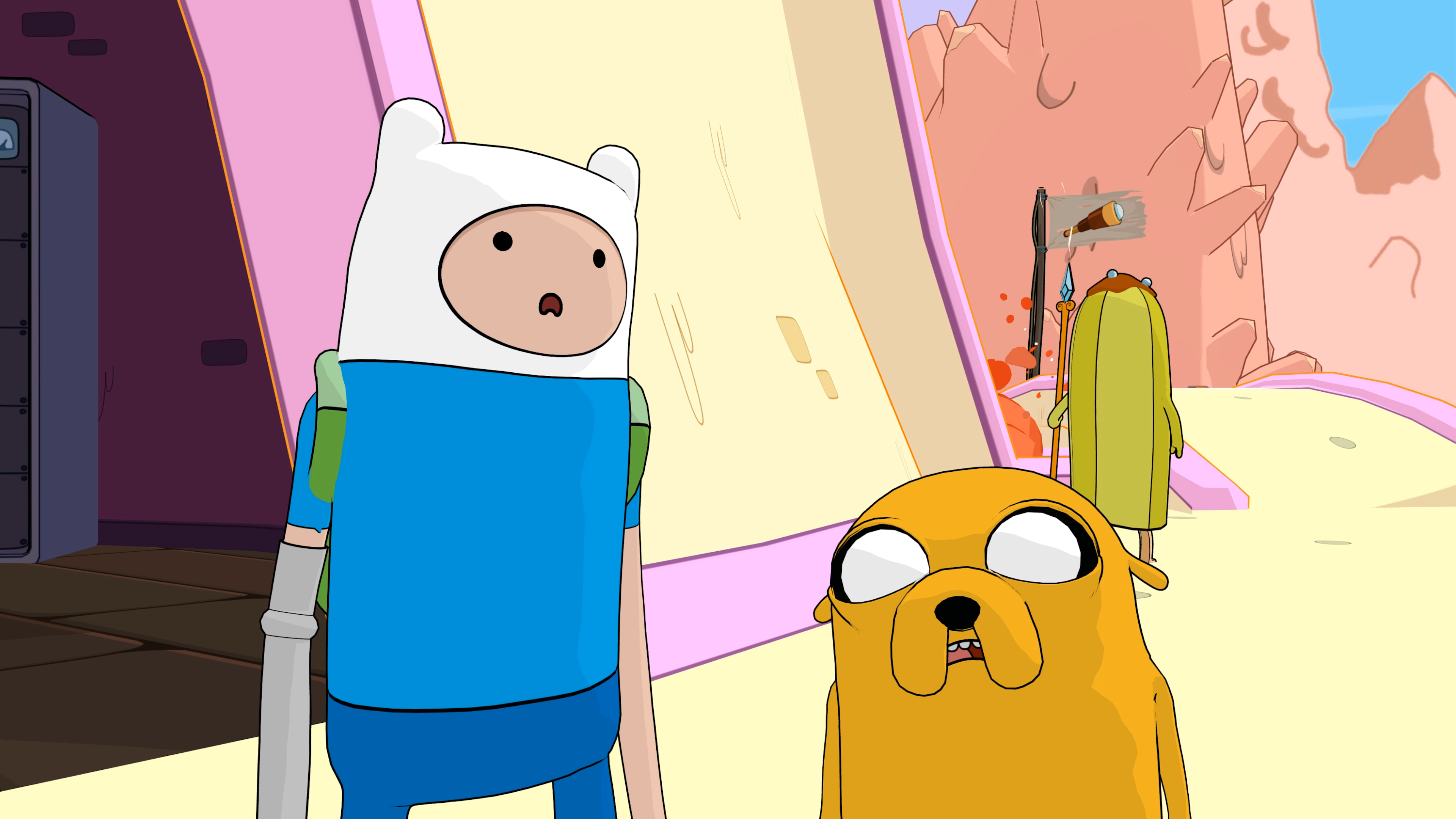 Adventure Time: Pirates of the Enchiridion Releases Spring 2018 ...