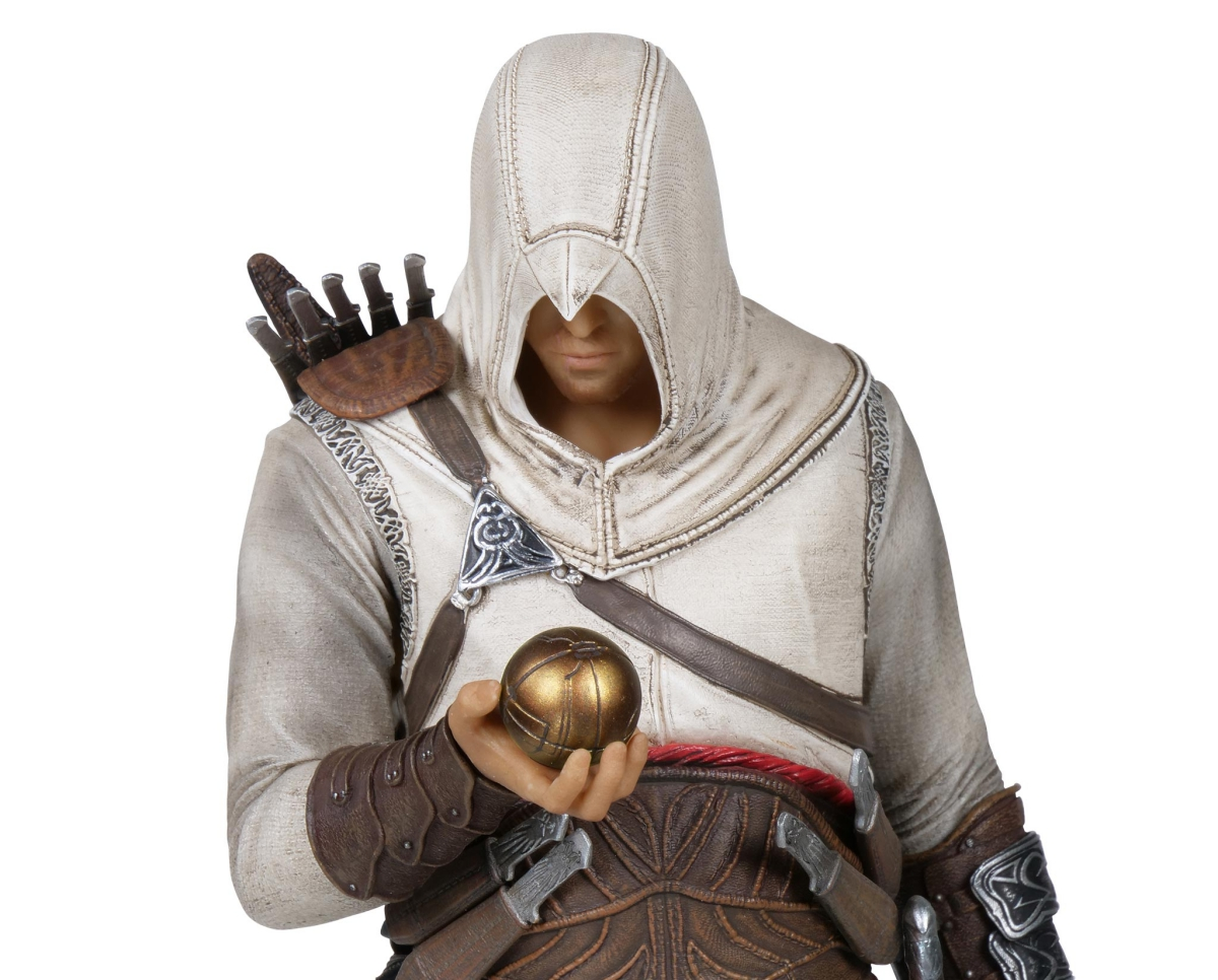 Soon You Can Add This Assassins Creed Altair Figurine To Your