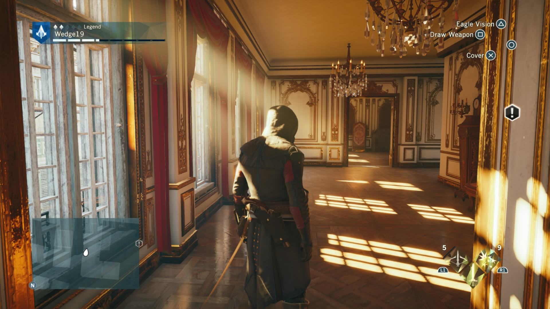 Assassin S Creed Unity Review Return To Form Ps4 Playstation