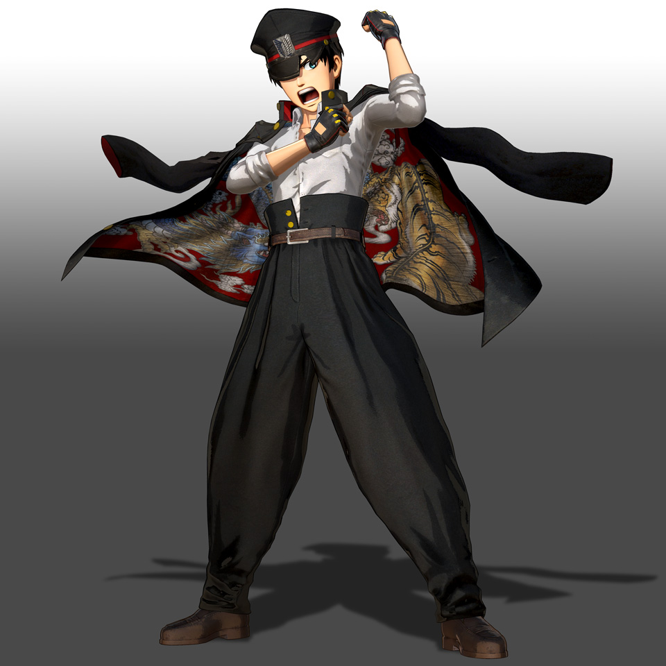Delinquent costume for Eren