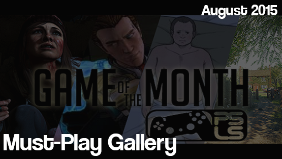 August 2015 Must-Play Gallery
