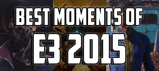 Best Moments of E3 2015
