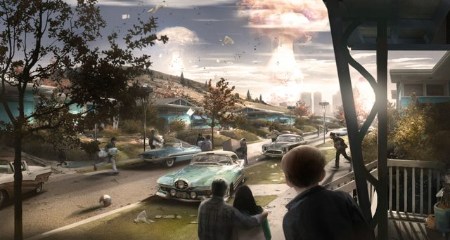 Fallout 4 Gameplay, Release Date and More