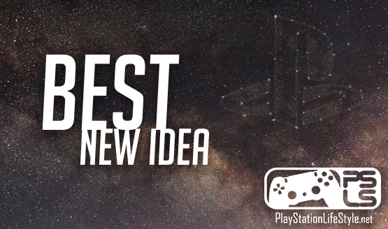 Best New Idea - Game of the Year Awards 2018