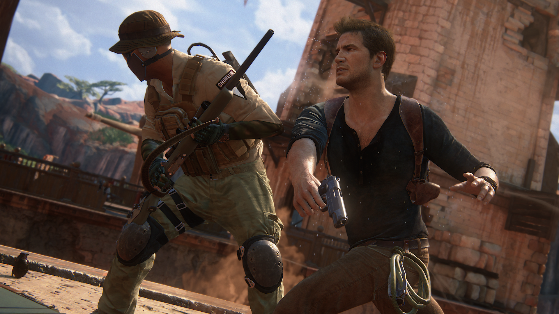 Winner - Uncharted 4: A Thief's End