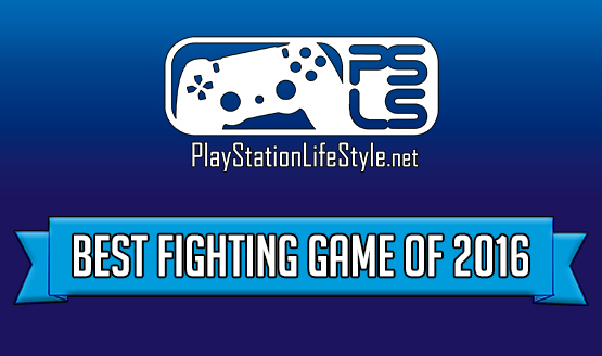 Best of 2016 Game Awards - Fighting