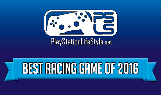 Best of 2016 Game Awards – Racing Game