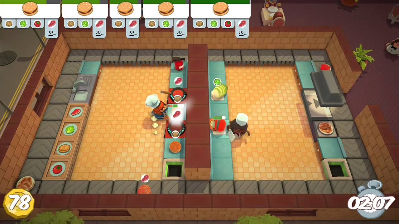 Overcooked! 2 - August 7