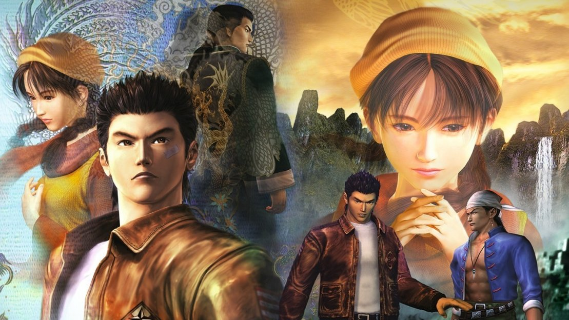 Shenmue I & II - August 21
