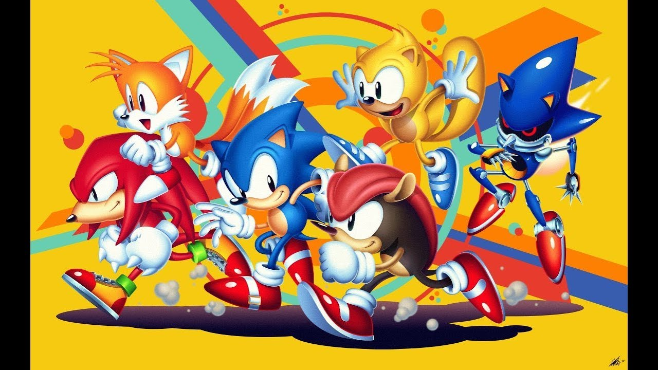 Sonic Mania Plus - July 17