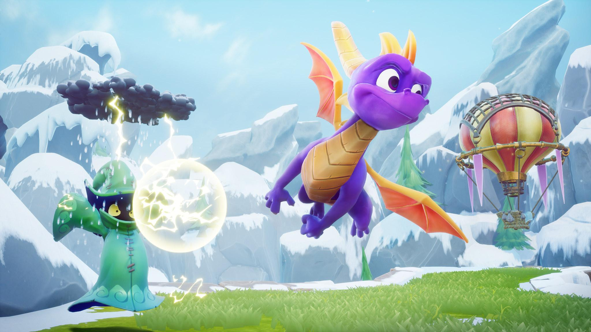 Spyro Reignited Trilogy - September 21