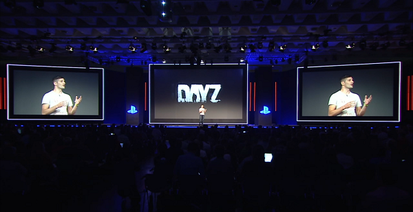 1) DayZ Confirmed for PS4