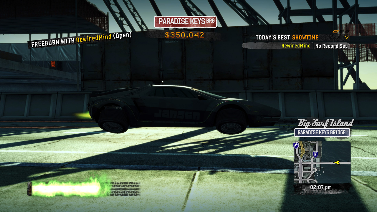 Burnout Paradise Remastered Review - Paradise Found?