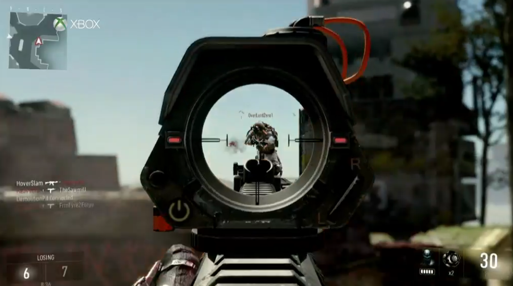 Call Of Duty Advanced Warfare Update Today Includes Fixes Improvements