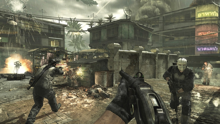 5. Call of Duty: Modern Warfare 3