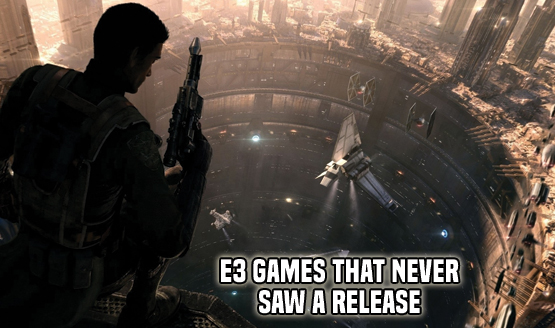 E3: The Vaporware Chronicles
