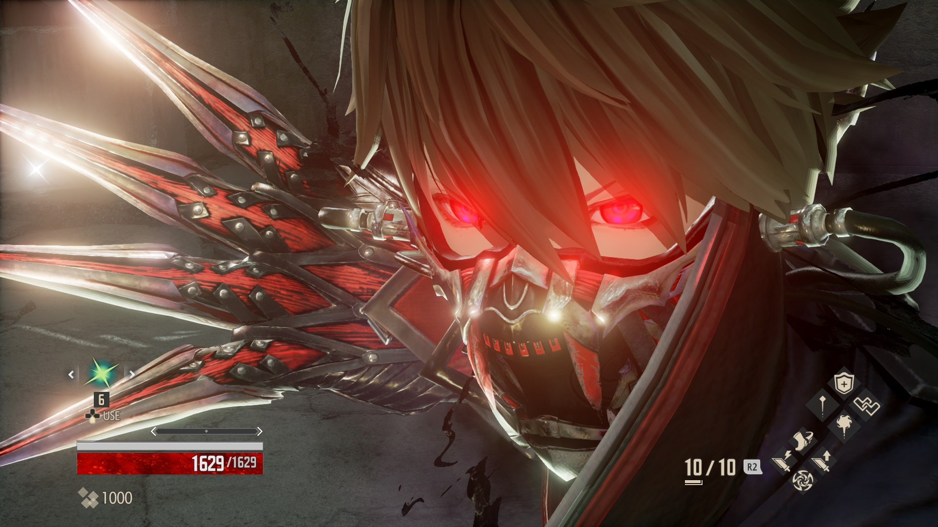 Witness A Bloodbath With Latest Code Vein Screenshots