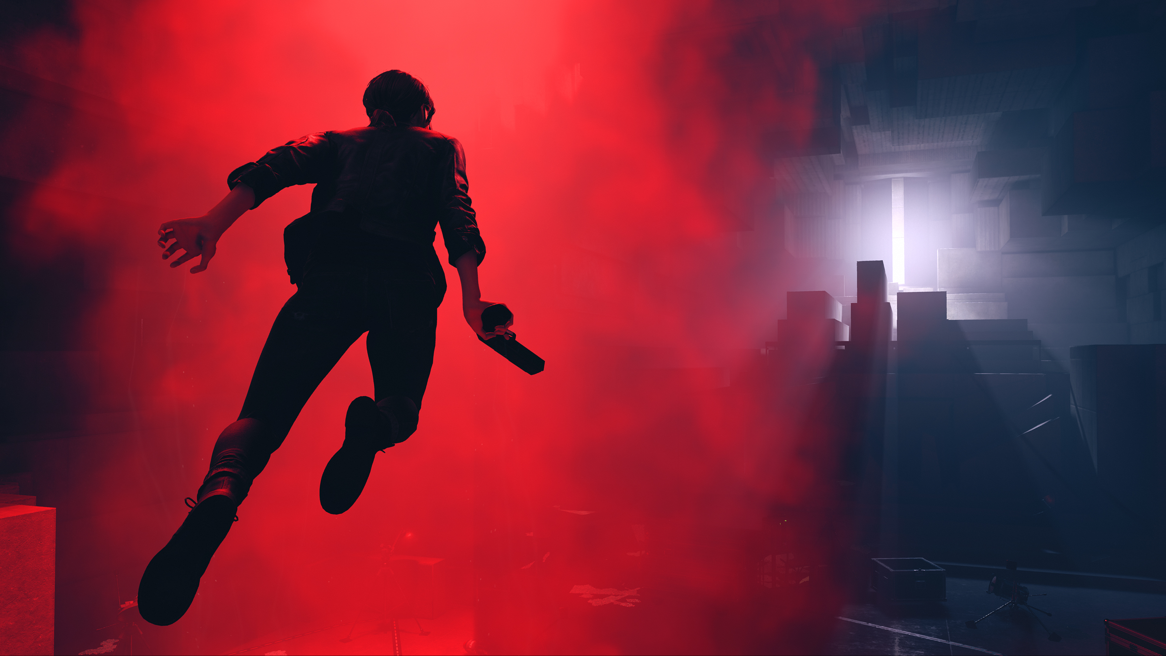 Remedy Says Control PS4 Pro Won't Run at 60fps