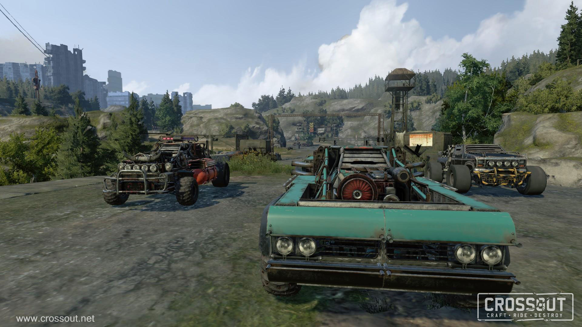 Crossout Game Review - Custom Crafted Destruction (PS4)