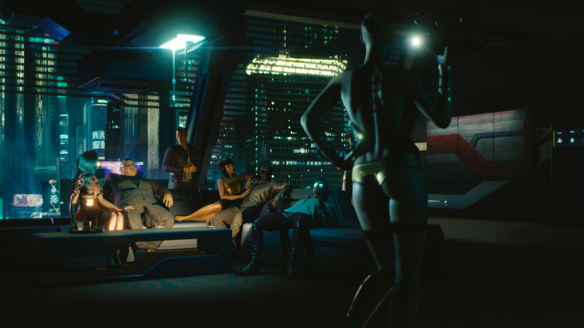 Cyberpunk 2077 E3 2018 Screens