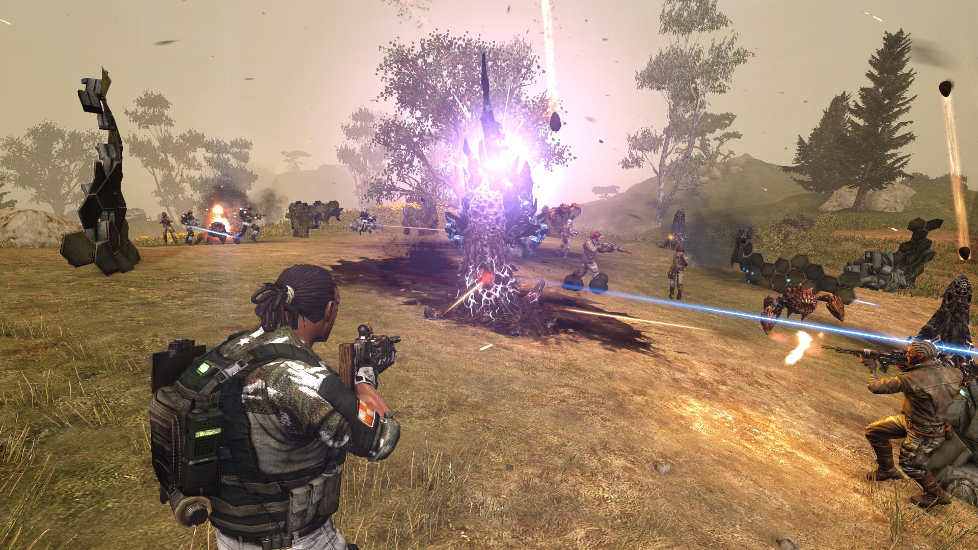 Defiance 2050 Closed Beta