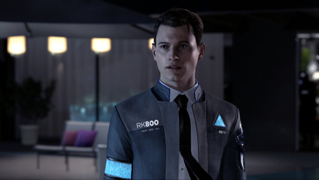 Detroit: Become Human Announced in 2015