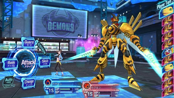 Digimon Story Cyber Sleuth PSN Versions Permanently Removed