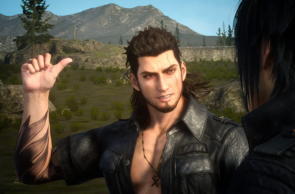 Gladio - Final Fantasy XV