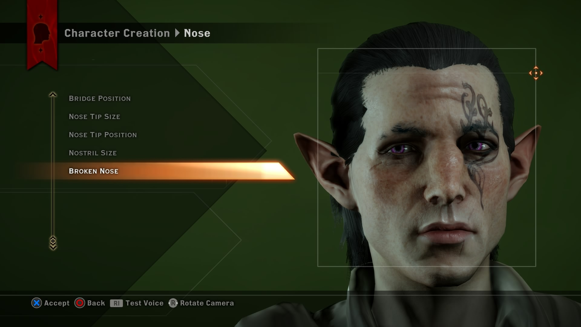 Players Can Create Unique Characters
