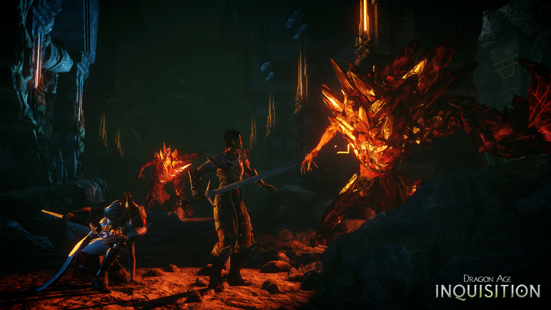 BioWare Currently at 'Figuring Out' Stage for Next Dragon Age Game