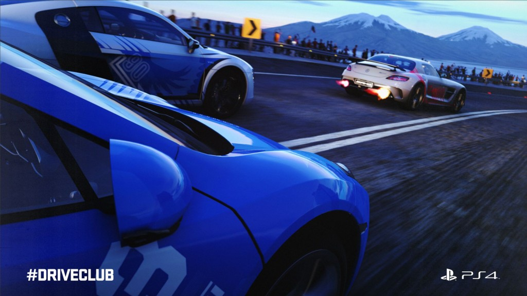 DriveClub Cars List and Available Cars for the PlayStation Plus Version