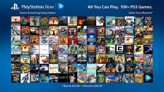 A Look at PS Now's Game Library