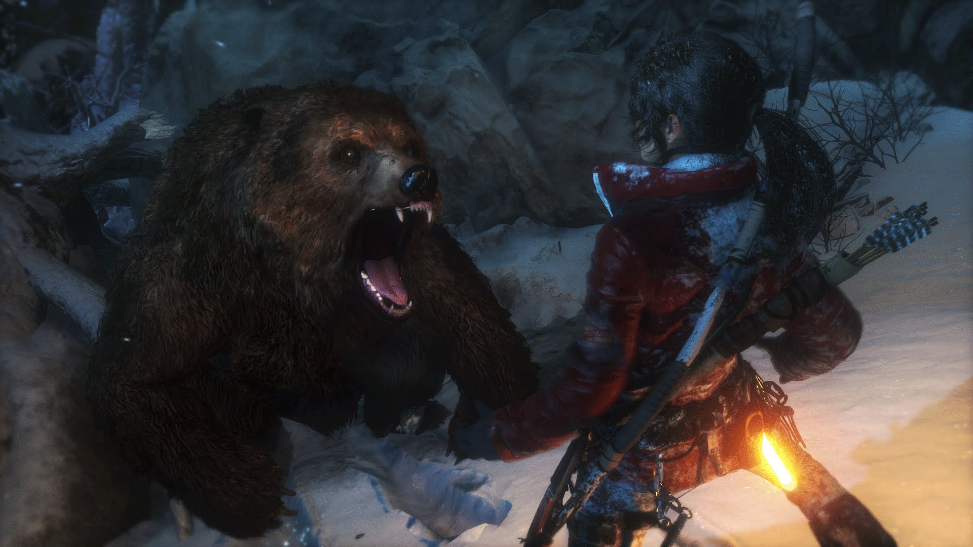 Rise of the Tomb Raider Confirmed for PS4 a Year Later
