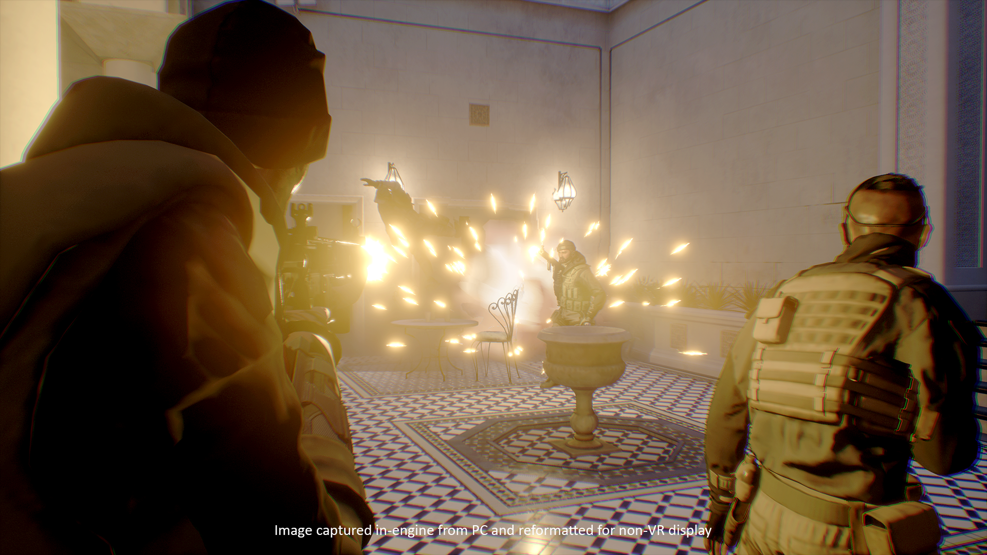 PS Plus Subscribers Get a Firewall Zero Hour Free Trial This
