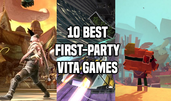 Best First-Party Vita Games