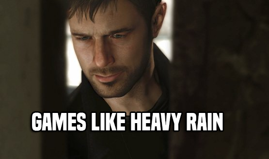 PS4 Games Like Heavy Rain