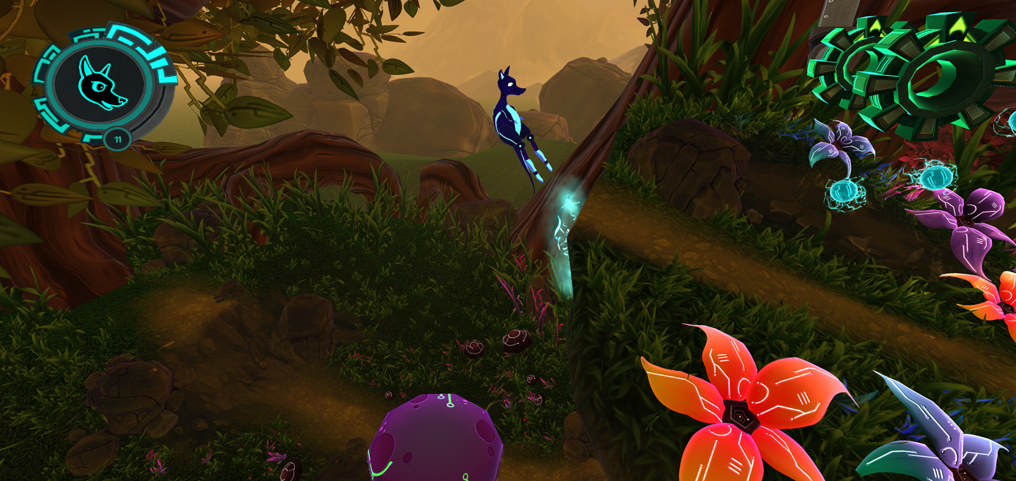 GDC 2015: Hands on With Mekazoo
