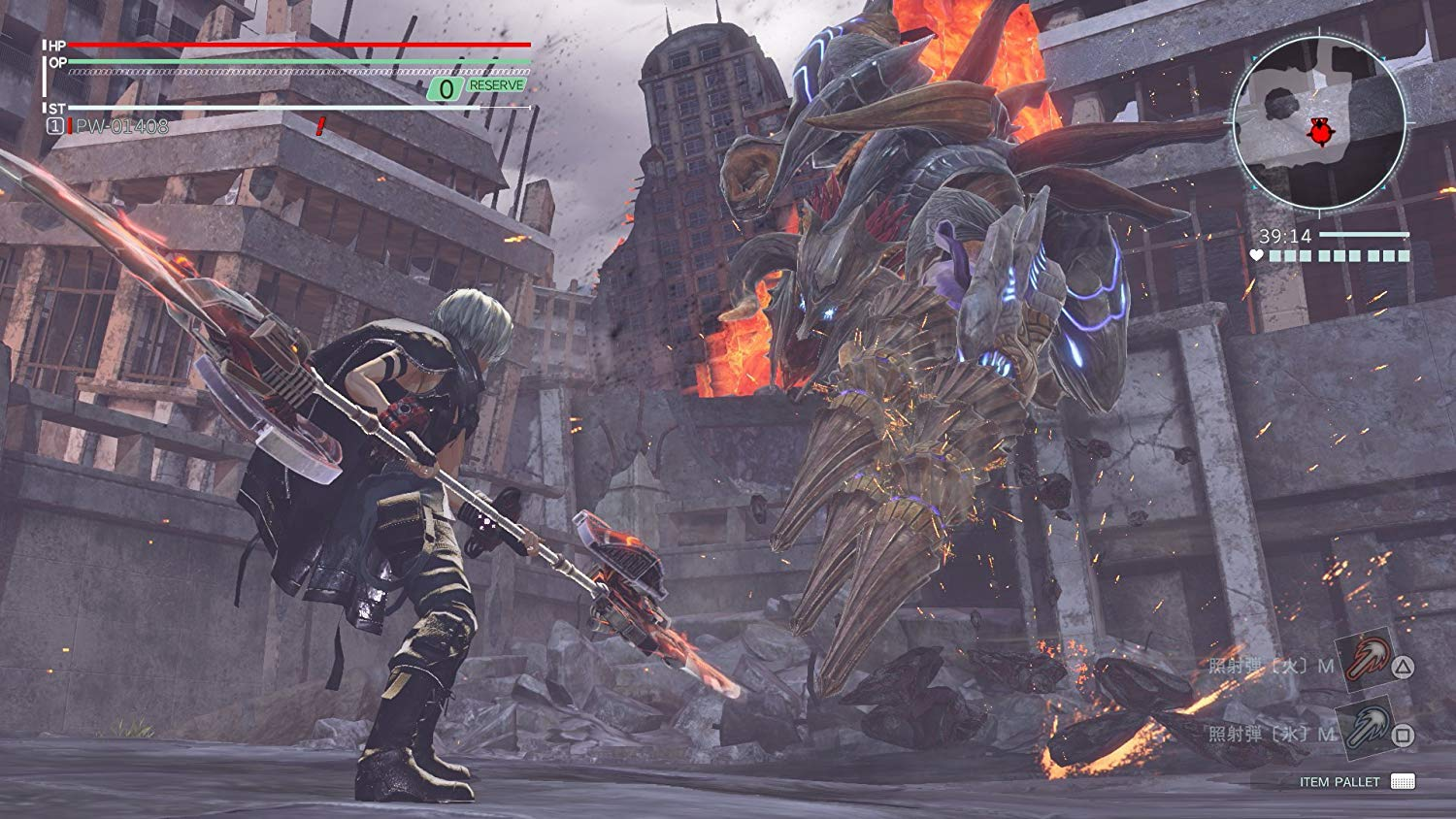 A God Eater 3 Monster Hunter World Comparison for New Players