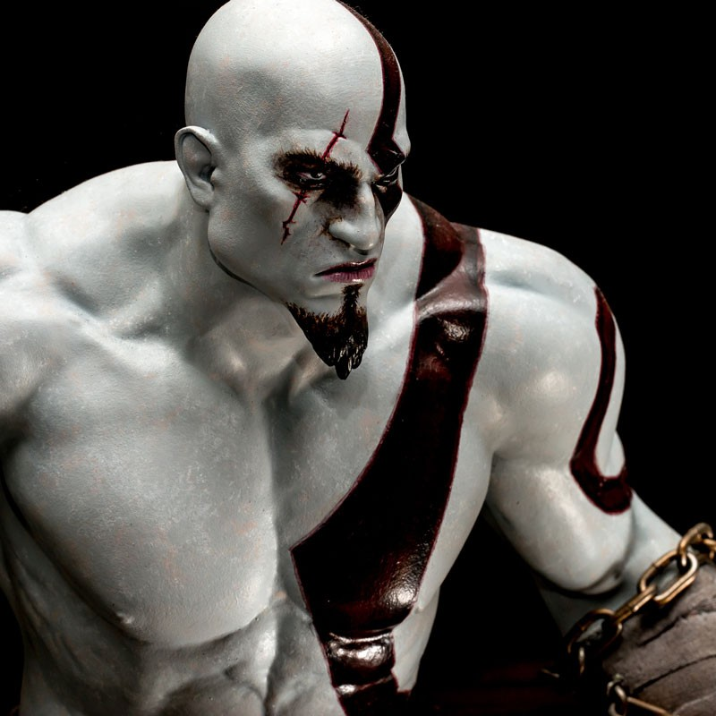 You Need to Check Out This Limited Edition God of War Kratos